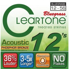 CLEARTONE 7423 ACOUSTIC PHOSPHOR BRONZE BLUEGRASS 12-56 Струны