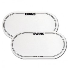 EVANS EQPC2 EQ PATCH CLEAR DOUBLE Кикпэд, демпфер