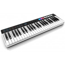 IK MULTIMEDIA iRig Keys I/O 49 MIDI клавиатура / Аудиоинтерфейс