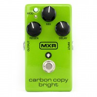 DUNLOP M269SE MXR CARBON COPY BRIGHT ANALOG DELAY Гитарный эффект