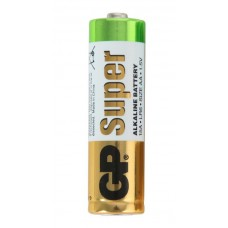 GP AA 1.5V SUPER ALKALINE Батарея