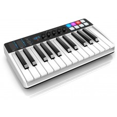 IK MULTIMEDIA iRig Keys I/O 25 MIDI клавиатура / Аудиоинтерфейс