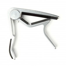 DUNLOP 83CN TRIGGER CAPO ACOUSTIC CURVED NICKEL Каподастр