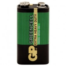 GP GREENCELL 9V 6F22 Батарея