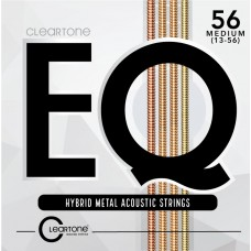 CLEARTONE 7813 EQ HYBRID METAL ACOUSTIC MEDIUM 13-56 Струны для гитары