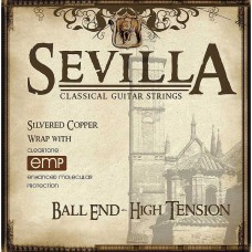 CLEARTONE 8452 SEVILLA BALL END HIGH TENSION Струны
