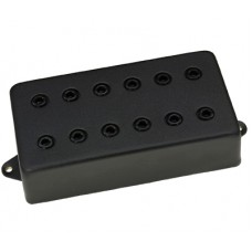 DIMARZIO DP100FKK SUPER DISTORTION F-SPACED (BLACK COVER) Звукосниматель для гитары