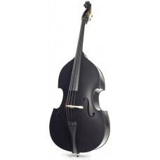 STENTOR 1950LCBK Harlequin Rockabilly Double Bass 3/4 (Black) Контрабас